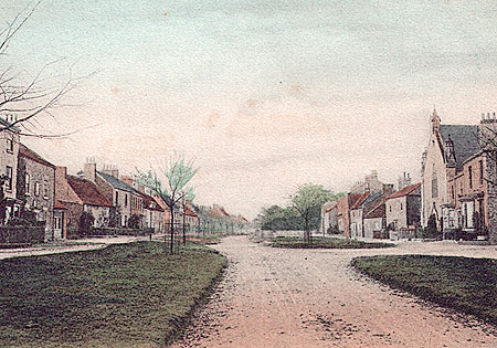 Front Street, Sowerby, c. 1900